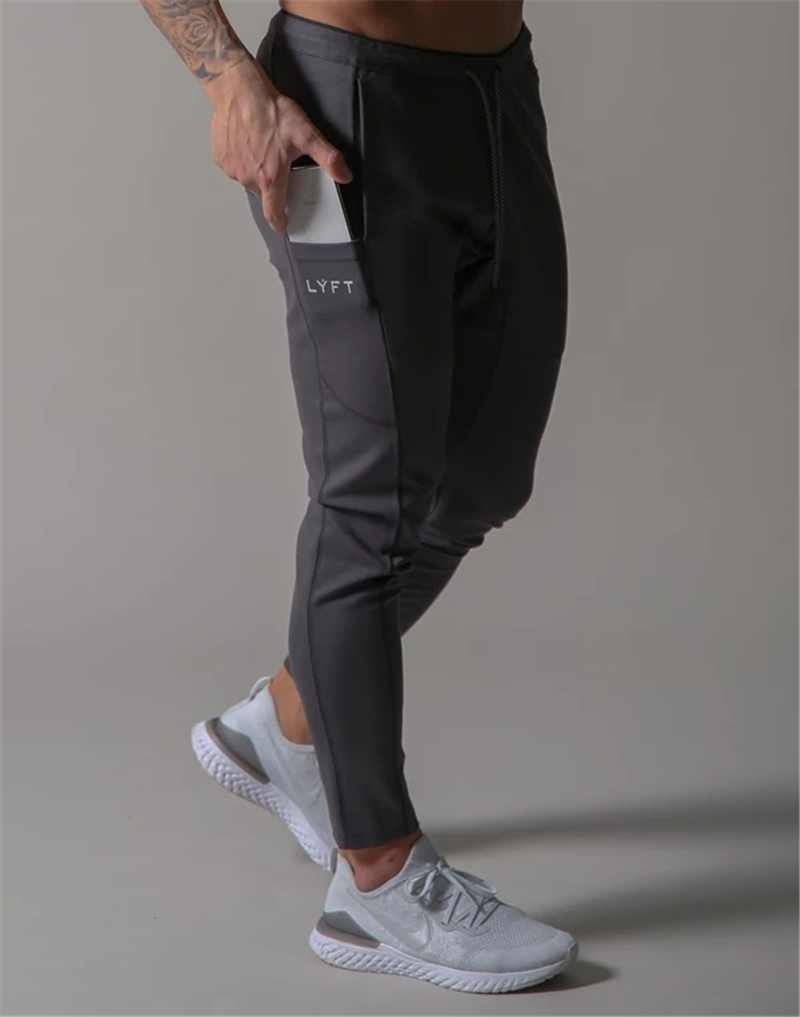 2020 New Spring Pants Men Pantalon Homme Streetwear Jogger Fitness Bodybuilding Pants Pantalones Hombre Sweatpants Trousers Men Tezonnix