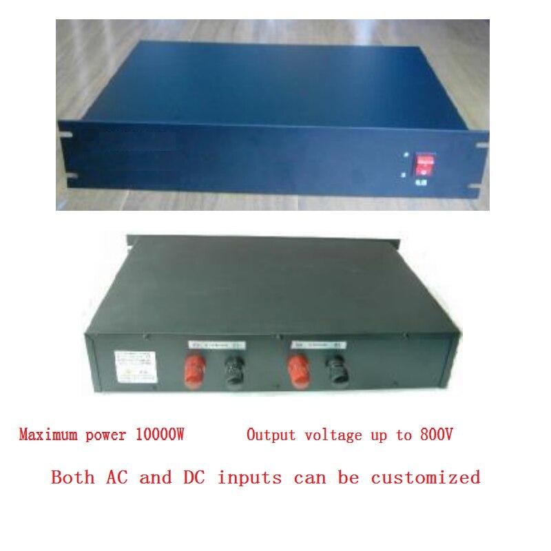 High power DC DC  converter 12V 24V 36V 48V 64V 100V 150V 200V 220V 250V 300V 450V 5000W