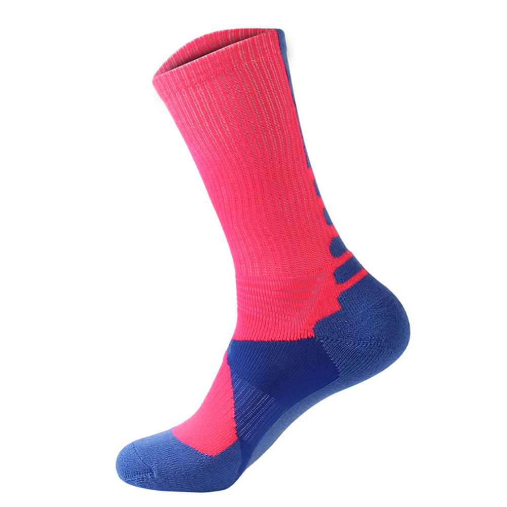 Cycling Socks Knee-High Professional Bicycle Compression Stocking Breathable Outdoor Sport Footwear Protect Running Socks BC0226 (7)
