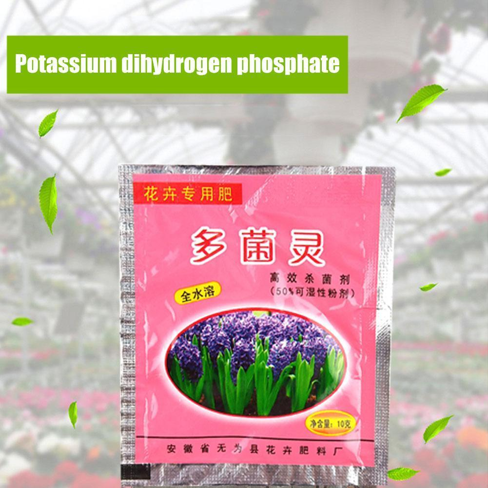 Carbendazim Bulbs bonsai Plants Roots Growth Hormone Fungicides Pesticides Insecticides Fertilizer Pharmacy Sterilization D I3Y0