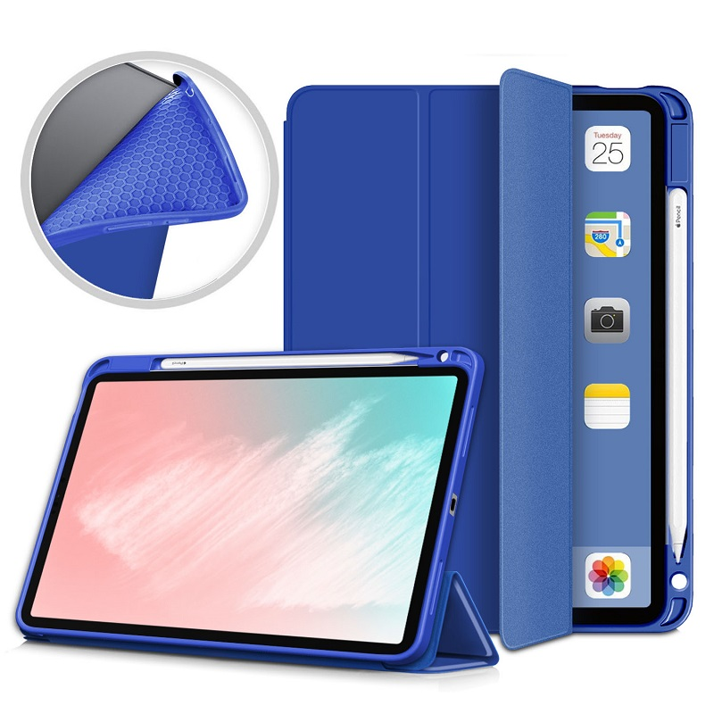 Case 4th for (Presell Air A2316 Stand IPad Generation Silicone ) Support Cover 4 2020