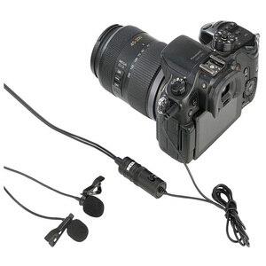 Image 5 - BOYA BY M1 M1DM BY MM1 + Dual Omni direzionale Microfono Lavalier Breve gun Video Mic per canon nikon iphone smartphone Macchina Fotografica