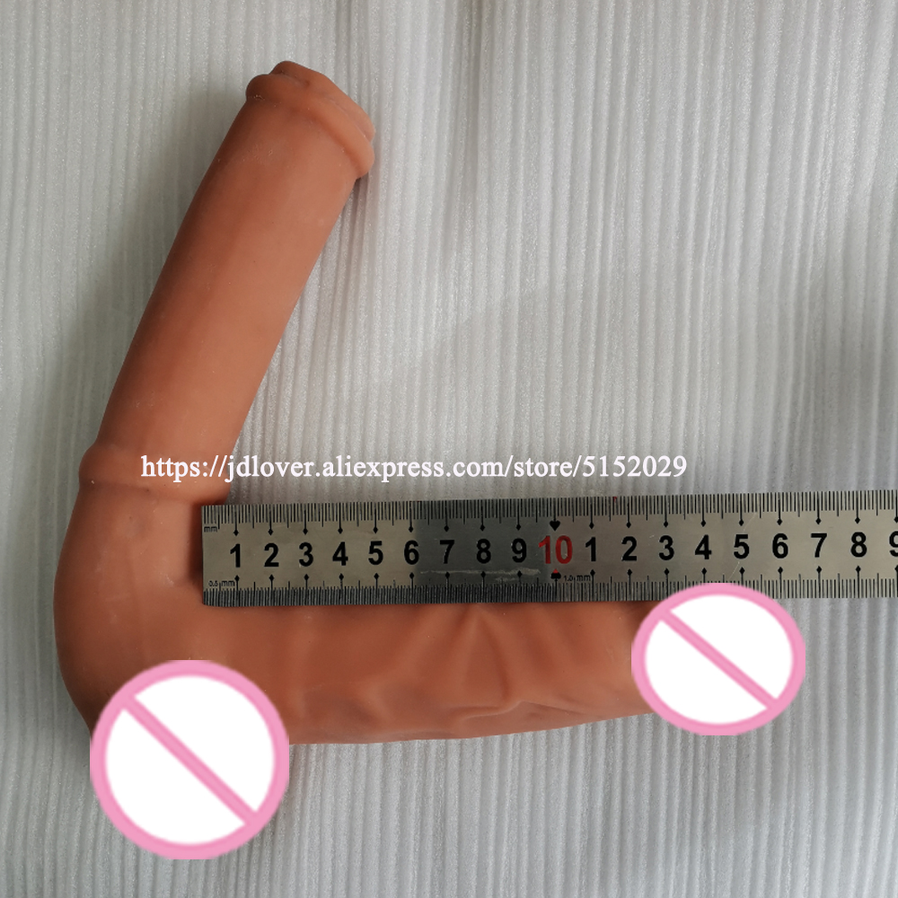 Hcecb875f91a7438d8fcb63692e2bead5L Juego de insertos de pene de silicona para muñeca sexual femenina, piezas vendidas por separado, pene de silicona para muñecas sexuales de tpe