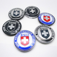 4pcs 68mm 62mm For HRE Wheel Center Cap Hubs Car Styling Emblem Badge Logo Rims Cover 65mm Stickers Accessories