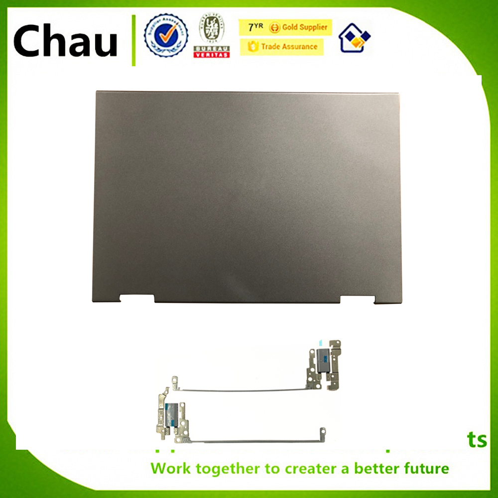 New 0HH2FY hh2fy  For DELL Inspiron 13 5000 5368 5378 LCD Rear Lid Back Cover