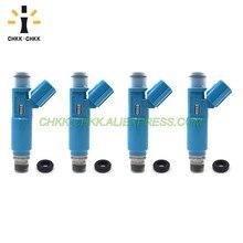 CHKK-CHKK 23250-28020 23209-28020 fuel injector for TOYOTA Japan CAMRY IPSUM HARRIER KLUGER L ESTIMA HYBRID ALPHARD 2.4L 2AZFE