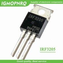 20 pièces IRF3205 IRF3205PBF MOSFET MOSFT 55V 98A 97.3nC 8mOhm POUR 220 nouveau original