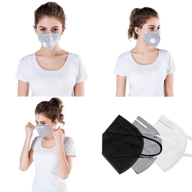 Protective-Mask 3 Laye-Mask Dust-Protection-Maska DUST-FILTER Masque Disposable Mascarillas Elastic Anti-Pollution Mascaras