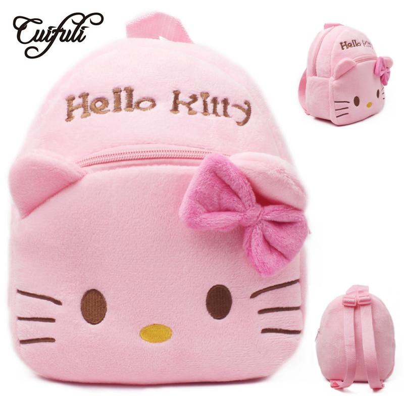 Baby Toddler Kids Child Cute Cartoon Girls Backpack Schoolbag Shoulder Bag Gift