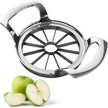 Cortadora de manzanas Extra grande de 12 hojas de alta calidad, acero inoxidable cortafiambres de frutas ultraafiladas herramientas de rebanadora accesorios de cocina