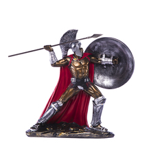 Vintage Home Decor Sparta Statues Armor Model Spartacus Warrior Miniatures Figurines Home Decoration Accessories Christmas Gift polyresin ancient greek roman warrior armor model creative home decration aircraft gift