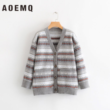 AOEMQ Clothing Sweaters Surprise