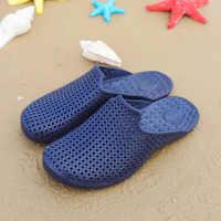 Original Clog Comfortable Men Classic Sandals Summer Outdoor Beach Shoes Flip Flop Slip On Garden Platform Water Ombre Slippers