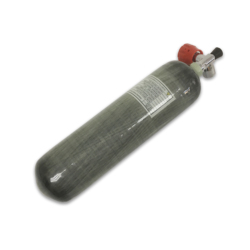 AC10311 3L 4500Psi Pcp Carbon Fiber Air Tank/Gas Cylinder Airforce Condor Red Valve Balloon With Compressed Air Cylinder Pcp