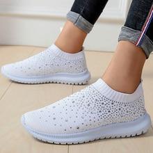 Women Vulcanize Shoe Big size 43 Bling S