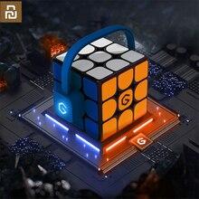 Youpin Giiker rompecabezas inteligente i3s AI Original, súper cubo, mágico, magnético, Bluetooth, APP de sincronización, juguetes de rompecabezas
