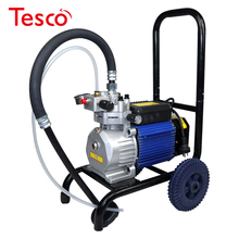 Professional High Pressure Airless Spraying Machine 220V 3500W High Power Automatic Paint Sprayer Coating Machine new professional high power electric stirring drill r6219c paint coating cement putty powder mixer 220v 50hz 1800w 180 750r min