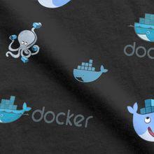 Midnite Star Dead Docker Dev Devops Programming Developer Programmer Coder Coding TShirt for Men Vintage Tee Shirt Gift Clothing