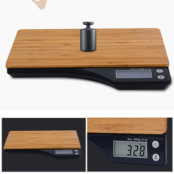 Digital Kitchen Scale 5kg Food Scale Multifunction Weight Scale Electronic Baking & Cooking Scale with LCD Display 10000g x 1g digital mini food diet kitchen scale balance weight scale led electronic cooking scale measure tools