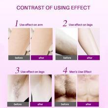 Women Men maquiagem Painless Hair Removal Cream