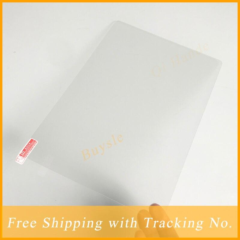 Premium Gehärtetem Glas Screen Protector Film LCD Schutz 237*166mm Für BDF MTK6580 10,1 zoll/BDF KT107_V01 KT107 V01 3G Tablet