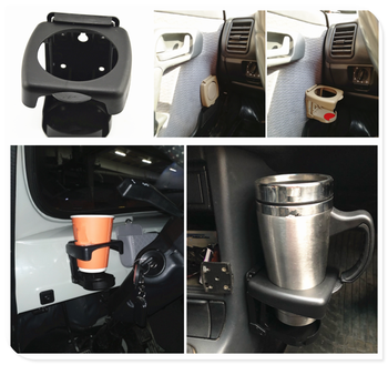 folding car cup holder auto supplies modeling Beverage rack for BMW F80 M3 E46 E39 EfficientDynamics F30 F31 E38 E90 E60 E93 image
