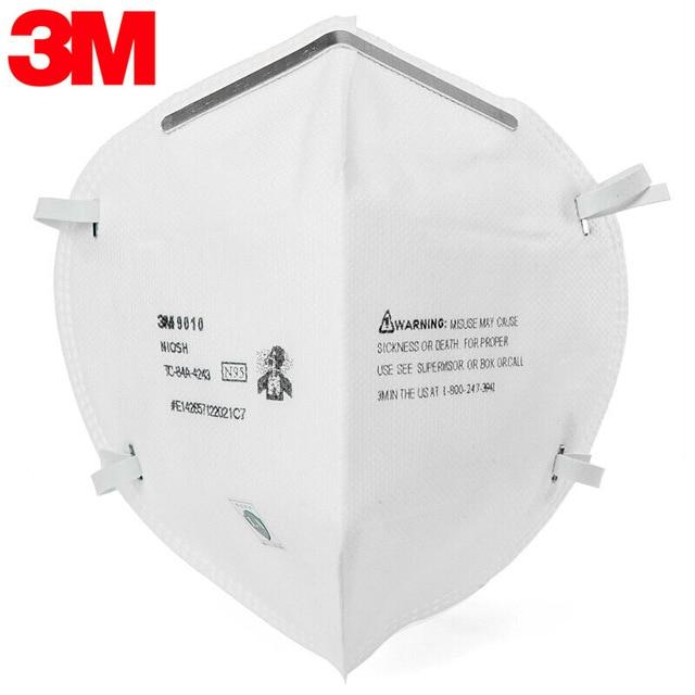 N95 Face Masks 3M 9010 Mascarilla Reutilizable Safety Mask Breathe Freely Headband Masks 3M Original Mascarillas KN95 2