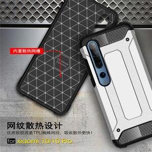 Image 5 - טלפון מקרה עבור Xiaomi Mi 10 פרו לשחק A3 9 לייט 8 SE 9T CC9 CC9e כיסוי שריון פגוש עבור Xiaomi Redmi 6 6A 7A 7 הערה 8T 8 פרו 7
