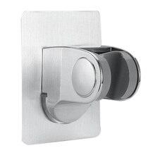 1 шт. ванная комната самоклеющаяся душевая головка держатель Регулируемый ABS держатель для душа кронштейн сиденье кулон