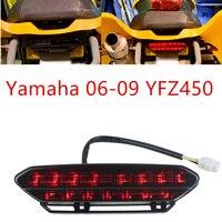 Yamahaa用LEDテールライト,2006-2009 yfz450 06-09 yfz 450 5tgs-84710-21-00