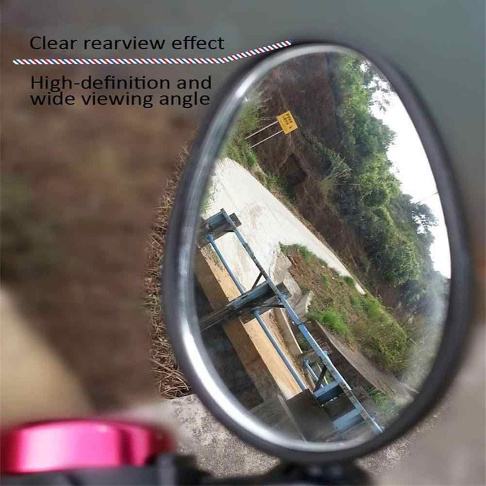 show original title Details about  /Universal Bicycle Handlebar 360 ° Rotate Wide Angle Rear View Mirror UK Nice