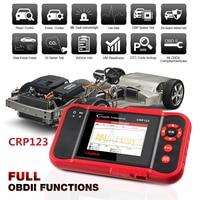 Launch X431 CRP129 CRP123 Creader vii+ OBD2 Scanner Engine/ABS/SRS/Transmission Automotive Code Reader Car Diagnostic Scan Tool