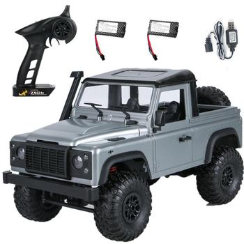 RC Cars MN 99S-A 1:12 4WD 2.4G Radio Control RC Cars Toys RTR Crawler Off-Road Vehicle Model Pickup Car недорого