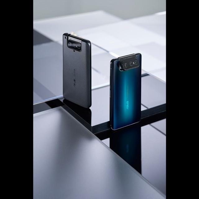 ASUS Zenfone 7/7 Pro 8GB RAM 128/256GB ROM Snapdragon 865/865Plus 5000mAh NFC Android Q 90Hz 5G Smartphone 6