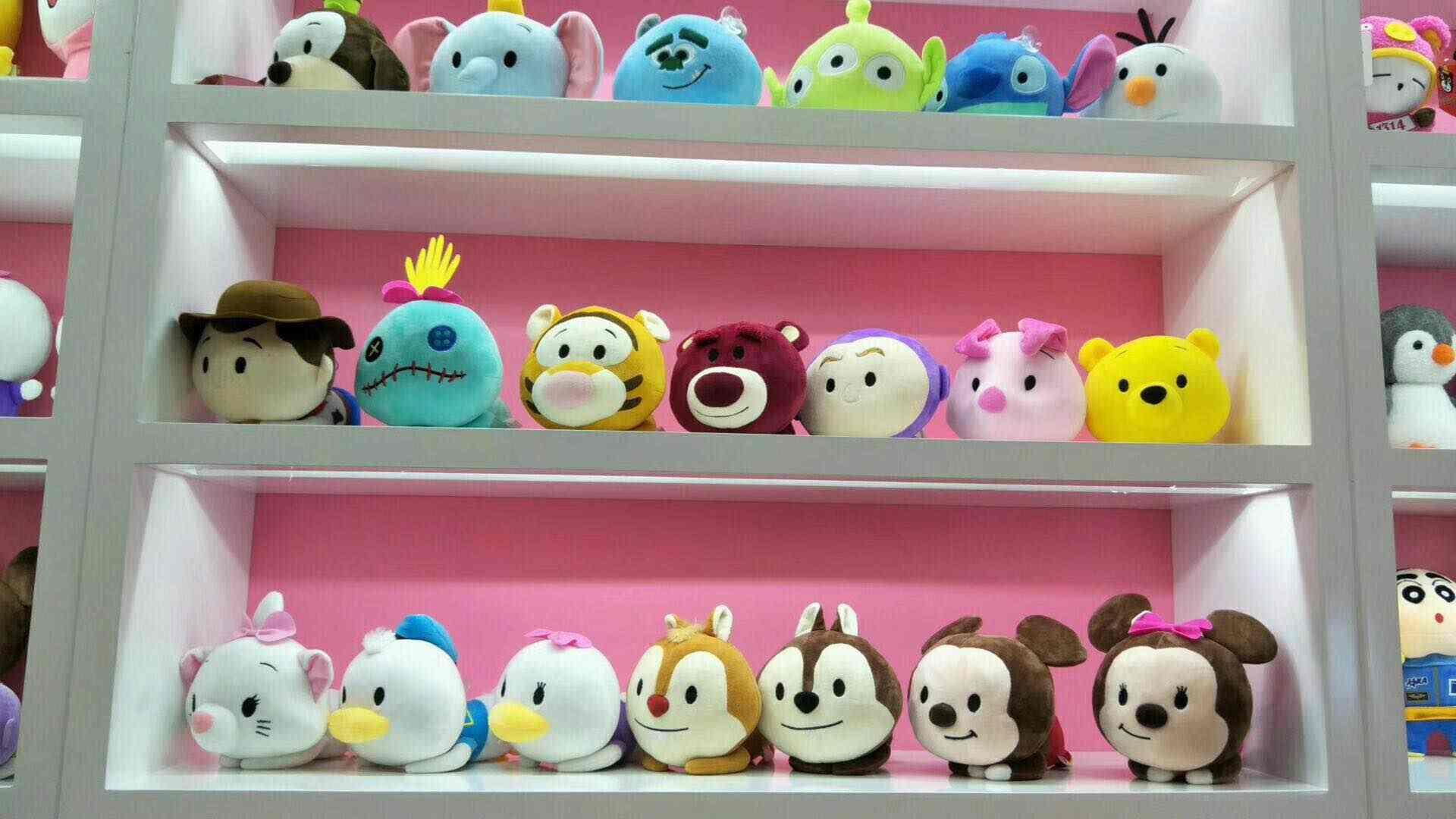 Tela de borracha Genuine Da Disney mickey De Pelúcia Boneca Peluche Anime Parágrafo Oyuncak brinquedo Mini 9 CENTÍMETROS Animal Dos Desenhos Animados presente das crianças
