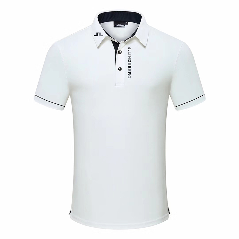Swirling 2020 New Summer Men's Golf T-Shirt  Quick-drying Breathable Short Sleeve Golf T-Shirt Golf Sports T-Shirt Free Shipping