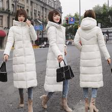 Winter women parka down cotton women autumn hooded gray Ccoats 2019 new
