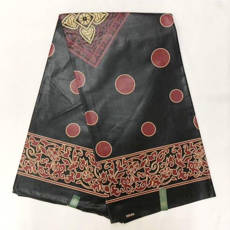 Ghana African Wax Fabric For Sewing High Quality Real Dutch Print Wax Fabric Cotton, Ankara Nigerian Pange Wax Fabric For Dress