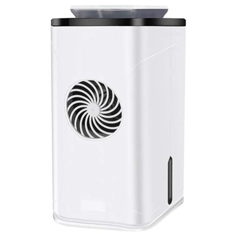 4 IN 1 Portable UV Air Purifier Ozone Generator Air Purification Machine Air Clean Ozonizer Machine EU Plug