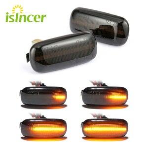 Image 1 - 2 stück Led Dynamische Seite Marker Blinker Licht Sequentielle Blinker Licht Für Audi A3 S3 8P A4 S4 RS4 B6 B7 B8 A6 S6 RS6 C5 C7