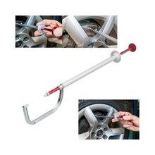 Stylo de détection des plaquettes de frein de voiture, jauge dépaisseur, outil de mesure de la bande de roulement des pneus