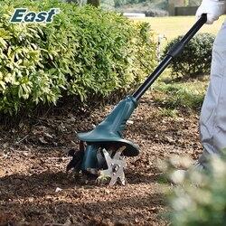 Osten Garten Power Tool Professionelle 18V Tiller Garten Rotary Hoe Tine Mini grubber Pro Maschine Cordless Werkzeuge ET1401