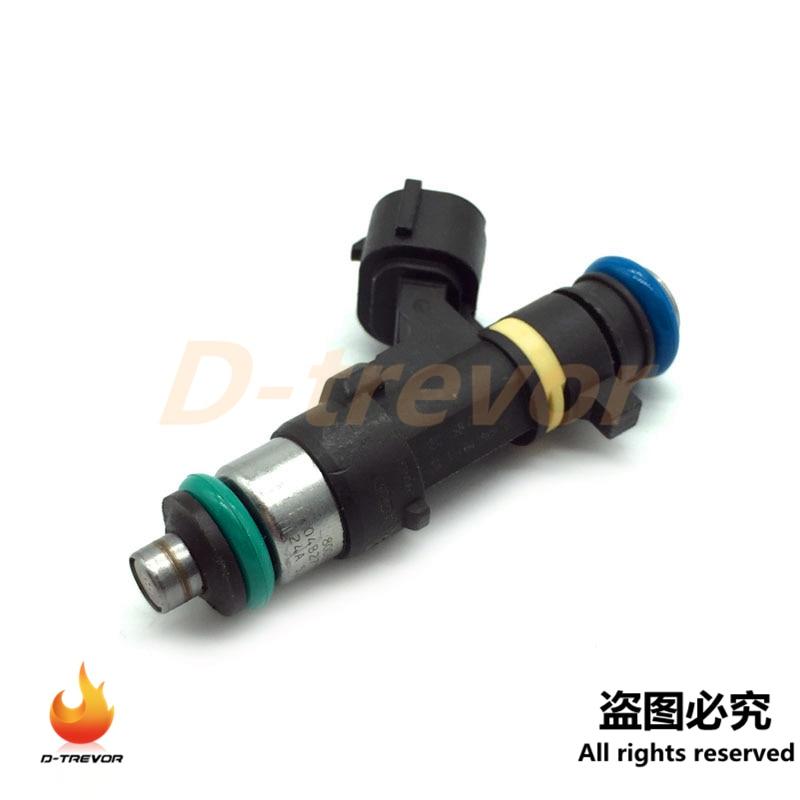 6PCS NEW Fuel Injector 0280158005 For Nissan Maxima Altima Murano Quest 3.5L