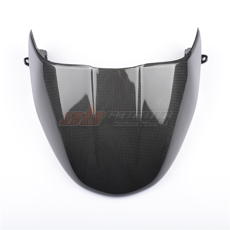 Tail Solo Center Seat Cowling Fairing  For Ducati  Scrambler Cafe Racer 2017-2018 Carbon Fiber