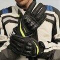 Открытый полный палец велосипедные перчатки толстые тепловые сенсорный экран ветрозащитный водонепроницаемый мотоциклетные защитные пер...