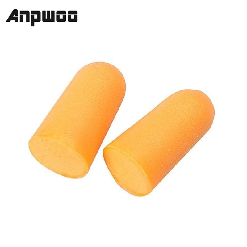 Продажа высококачественных пенопластовых затычек для ушей, защита для ушей, звукоизоляционные для сна затычки для ушей, товары для безопас...