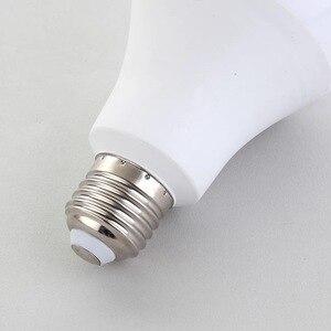 Image 4 - E27 Ha Condotto La Lampadina Luce Bianco Della Natura Bianco 4000k 6500k Bianco Caldo 3000k 220V 230V 5W 7W 9W 12W 15W Lampadina A Risparmio Energetico Lampada Della Sfera di Bubbe