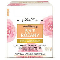 Rose Care Moisturising and Soothing Day Night Face Cream 50ml