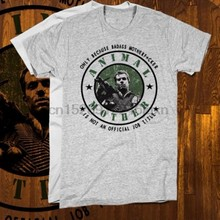 Full Metal Jacket T-shirt USMC Mesin Penembak Perang Vietnam Veteran Tempur(China)