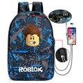 Thunder-рюкзак  USB  Противоугонный  женский рюкзак  Холщовый  студенческий рюкзак для мальчиков и девочек  детская сумка  подростковые школьные ...